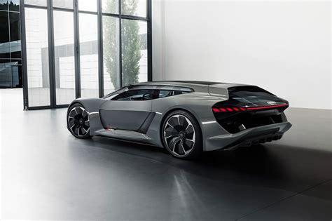 audi pb  tron ev    concept car magazine