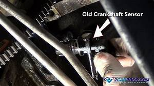 How To Replace A Crankshaft Position Sensor In 20 Minutes