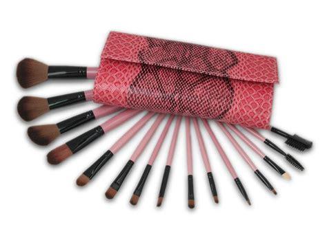 aliexpress com buy profesional pcs membuat sikat makeups wajah kosmetik kit tas