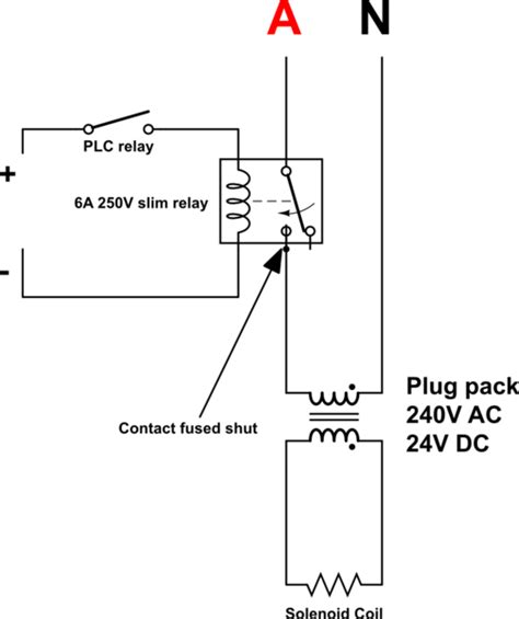 Protection Relay Switching Plug Pack Electrical