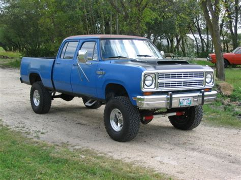 parts4darts 1980 Dodge D150 Club Cab Specs, Photos
