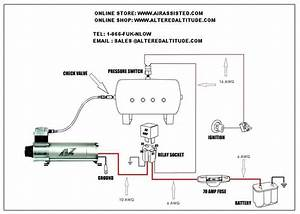 Air Suspension Wiring Diagram