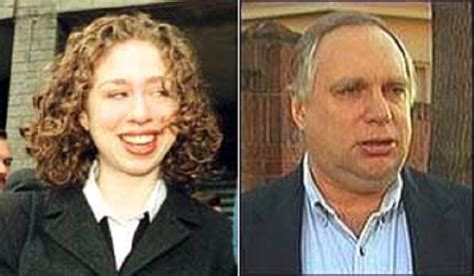 Is Chelsea Clinton The Daughter Of Webster Hubbell?