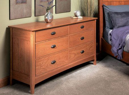 drawer dresser woodsmith plans diy wood projects