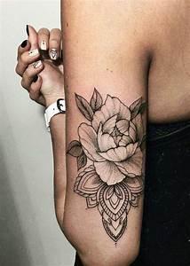 Sprüche Für Tattoos : bildergebnis f r mandala rose tattoo tattoo pinterest tattoo ideen t towierungen and ~ Frokenaadalensverden.com Haus und Dekorationen
