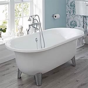Badewanne Auf Füßen : freistehende badewanne mit w hlbaren f en ~ Orissabook.com Haus und Dekorationen