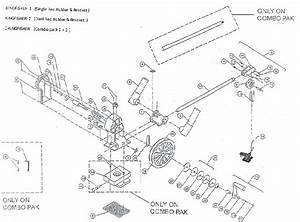 Order Walker Kingfisher Manual Downrigger Parts Online
