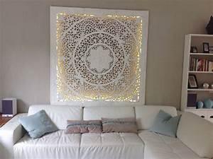 Wandschmuck Für Wohnzimmer : schlafzimmer wand ideen inspirierende ideen fuer die beleuchtung inspration pinterest ~ Sanjose-hotels-ca.com Haus und Dekorationen