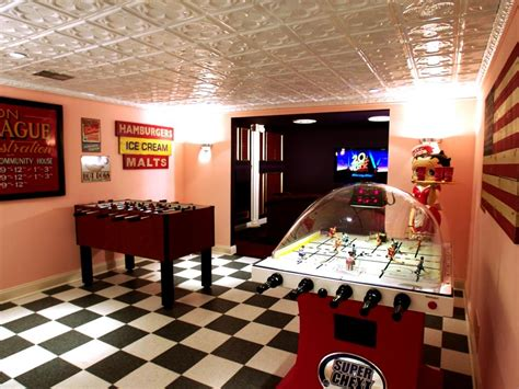 Kids Game Room Ideas-game Rooms For Kids And Family