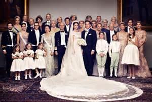 dã co de mariage swedish royal court