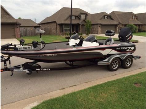 Used Nitro Boats For Sale In Oklahoma by 1990 Nitro Z 9 Boats For Sale In Oklahoma