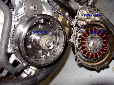 What Is A Motorcycle Stator?