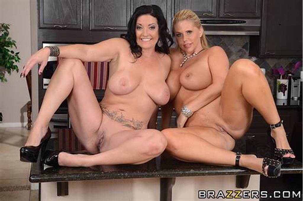 #Karen #Fisher #And #Sammy #Brooks #Chubby #Matures #With #Sensationally #Appetitive #Boobs