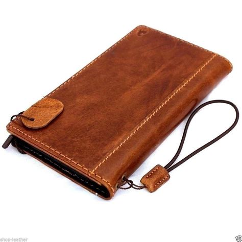 iphone 6 leather cases genuine real leather for apple iphone 6 book wallet