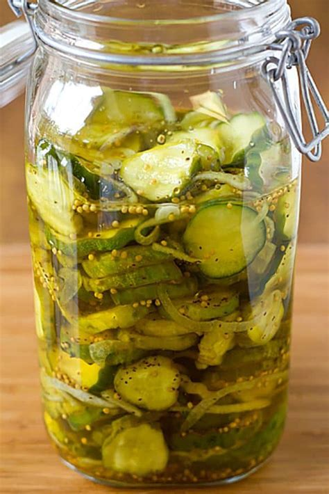 bread and butter pickles refrigerator bread and butter pickles brown eyed baker