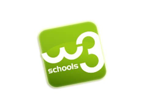 w3schools marketing start page