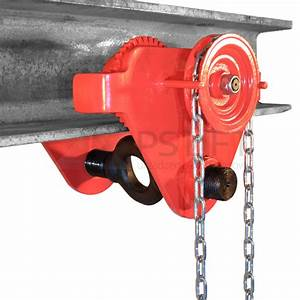 Geared Trolley For The Manual Chain Hoist Ps
