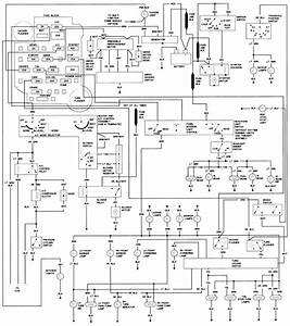 1998 Oldsmobile Bravada Wiring Diagram