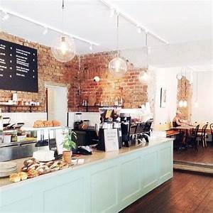 best 25 coffee shop design ideas on pinterest cafe With kitchen colors with white cabinets with coffee shop wall art