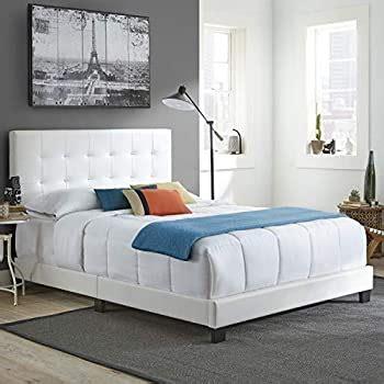 Amazon.com: Boyd Sleep Murphy Upholstered Platform Bed
