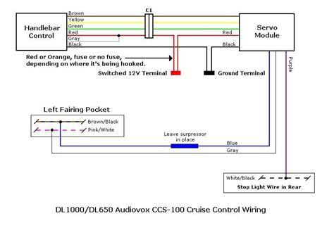 Audiovox Ccs Cruise Control Wiring
