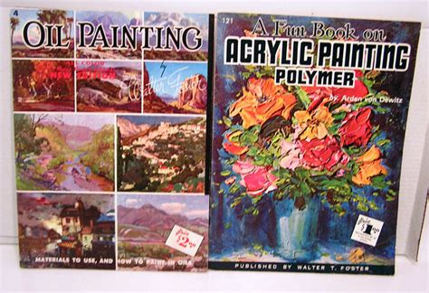 Lot 2 Walter T. Foster Art Books Acrylic & Oil Painting Free Clipart Images No Background Arts And Culture Victoria Bc Yakovlev Art Station Creative Industry Australia Goa Talent Search 2018 Bend Fantasy Website Magazine Subscription