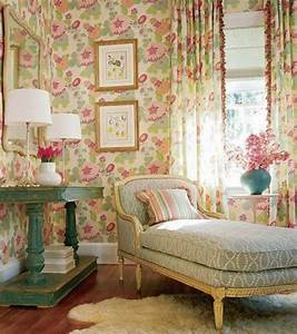 Vintage Tapete Blumen : retro tapeten sind wieder im trend ~ Sanjose-hotels-ca.com Haus und Dekorationen