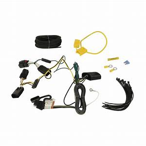 Jeep Jl Wrangler Receiver Tow Hitch Wiring Harness 17275 04