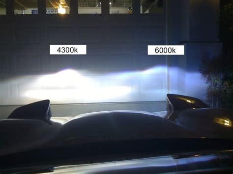 6k Hid Lights hid 35w or 55 w gt 4300k or 5000k