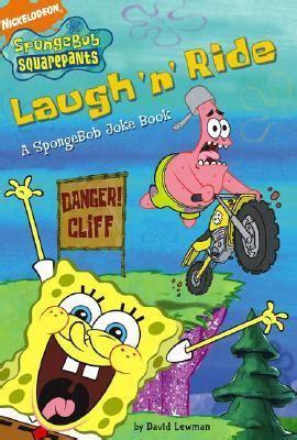 laugh  ride  spongebob joke book  david lewman reviews discussion bookclubs lists