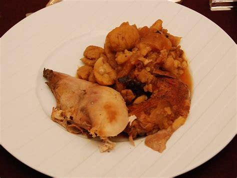 cuisiner une poule faisane poule faisane aux pommes plat principal recette
