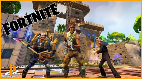 fortnite   play   friends  ps youtube
