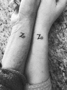 30 Letter Z Tattoo Designs, Ideas and Templates - Tattoo Me Now