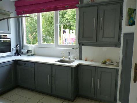 repeindre un meuble de cuisine relooker cuisine en bois element de cuisine en bois