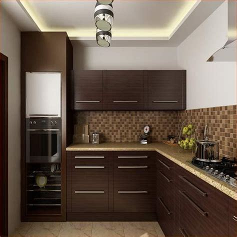 Wooden Indian Kitchen Cabinet, Rs 20000 Unit, Krishna Pvc
