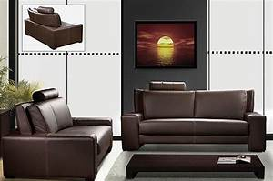 Sofa Causeuse Mobilier De Maison Salon Contemporain