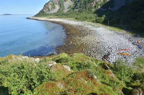2018. Норвежское море. Тромсё. 14-26 июля. 202 км ...