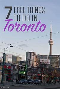 7 Free Things To Do in Toronto