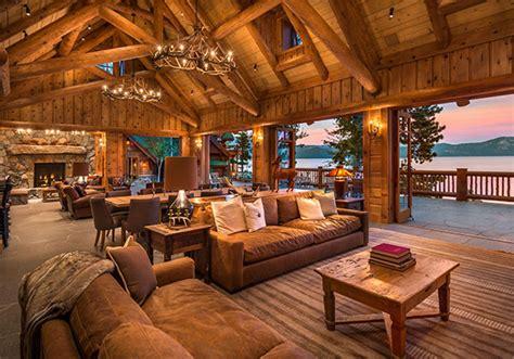 charming hybrid log home  breathtaking views  lake tahoe