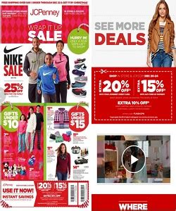 jcpenney weekly ad specials  deals