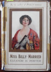 Miss Billy Married Eleanor Porter Hardcover