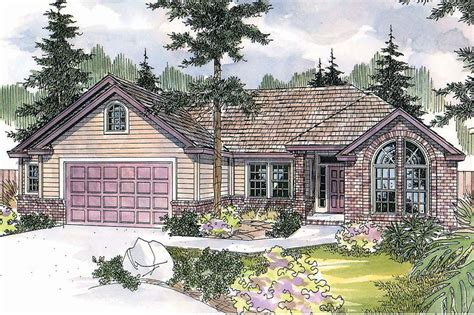 traditional house plans anderson    designs