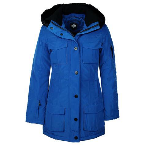 Wellensteyn Schneezauber Damen Jacke in Knallblau online
