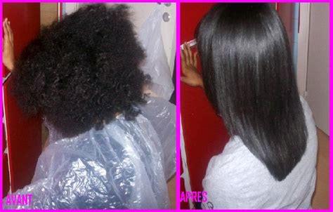 Lissage bru00e9silien - Idu00e9es Coiffure Afro - tresses - vanille - tissage - locks - braids - lissage ...