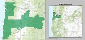 Oregon's 5th congressional district - Wikipedia