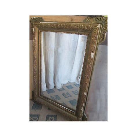 miroirs anciens bois dore miroir ancien bois et platre dor 233 224 restaurer broc23
