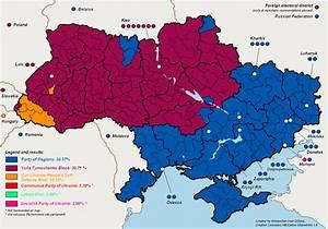 Ukraine, Ethnic Division, Decentralization, and Secession