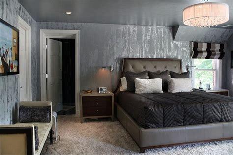 d馗oration papier peint chambre adulte couleur de chambre 100 id 233 es de bonnes nuits de sommeil