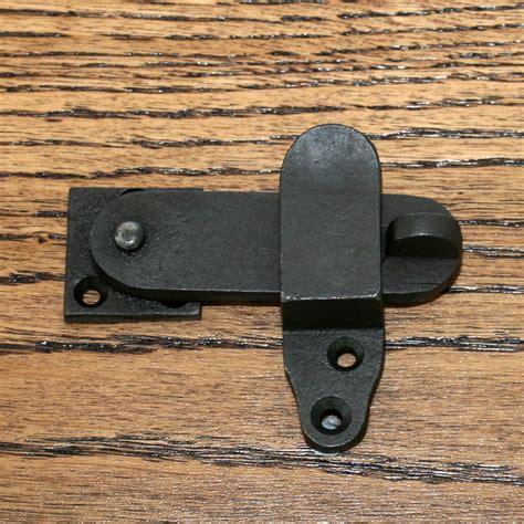 privacy latch door cupboard latch  rustic merchants range  latches