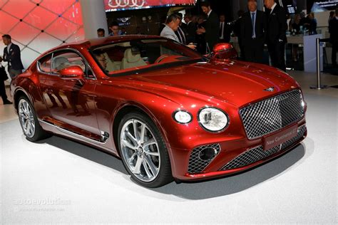 2018 Bentley Continental Gt Laps Nurburgring, Powered By